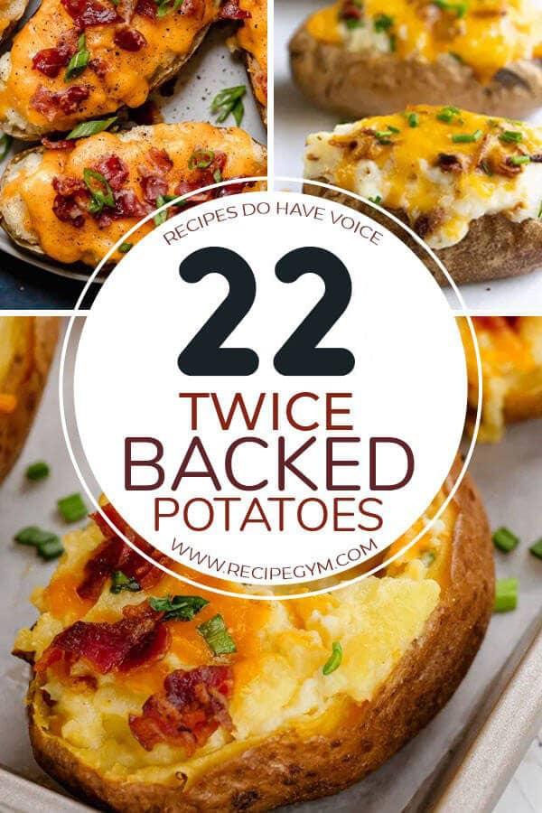 Twice baked potatoes img