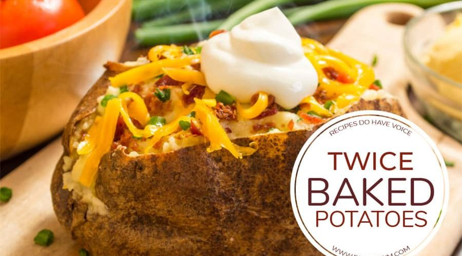 22 Twice Baked Potatoes you will love 1