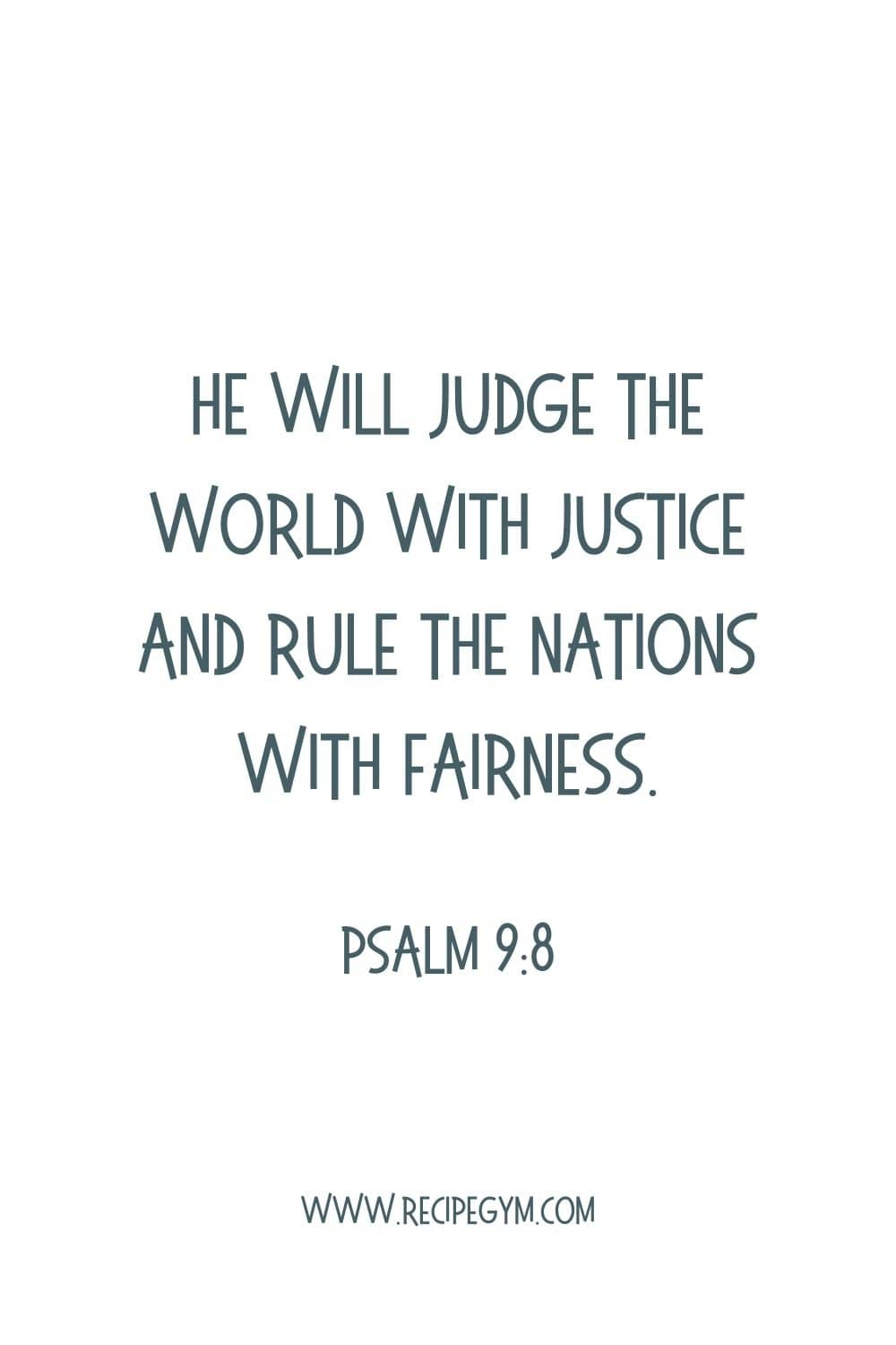 40 powerful bible verses about justice and equality | faith fitness food