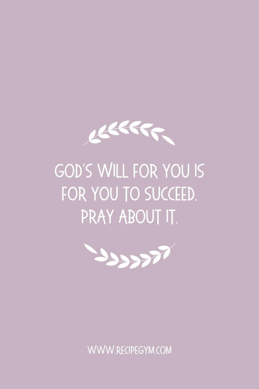 40 bible verses about prayer | faith fitness food
