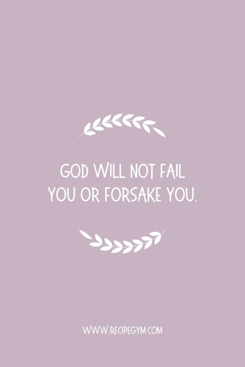 25 powerful be strong and courageous bible quotes | faith fitness food