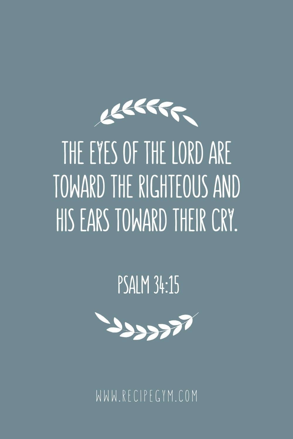 30+ god will listen to your cry bible verses   faith fitness food