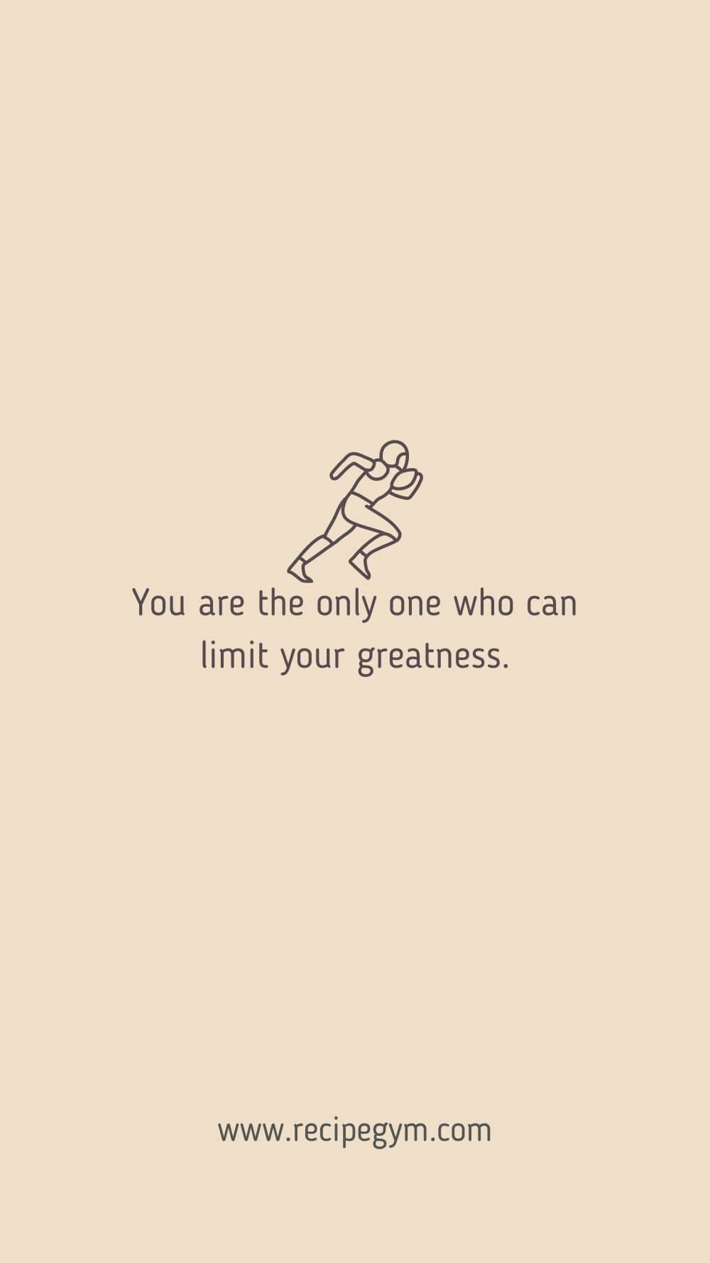 30 best athletic motivational quotes | faith fitness food