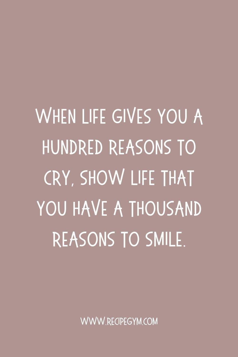 45 inspirational smile quotes that will make your day   faith fitness food