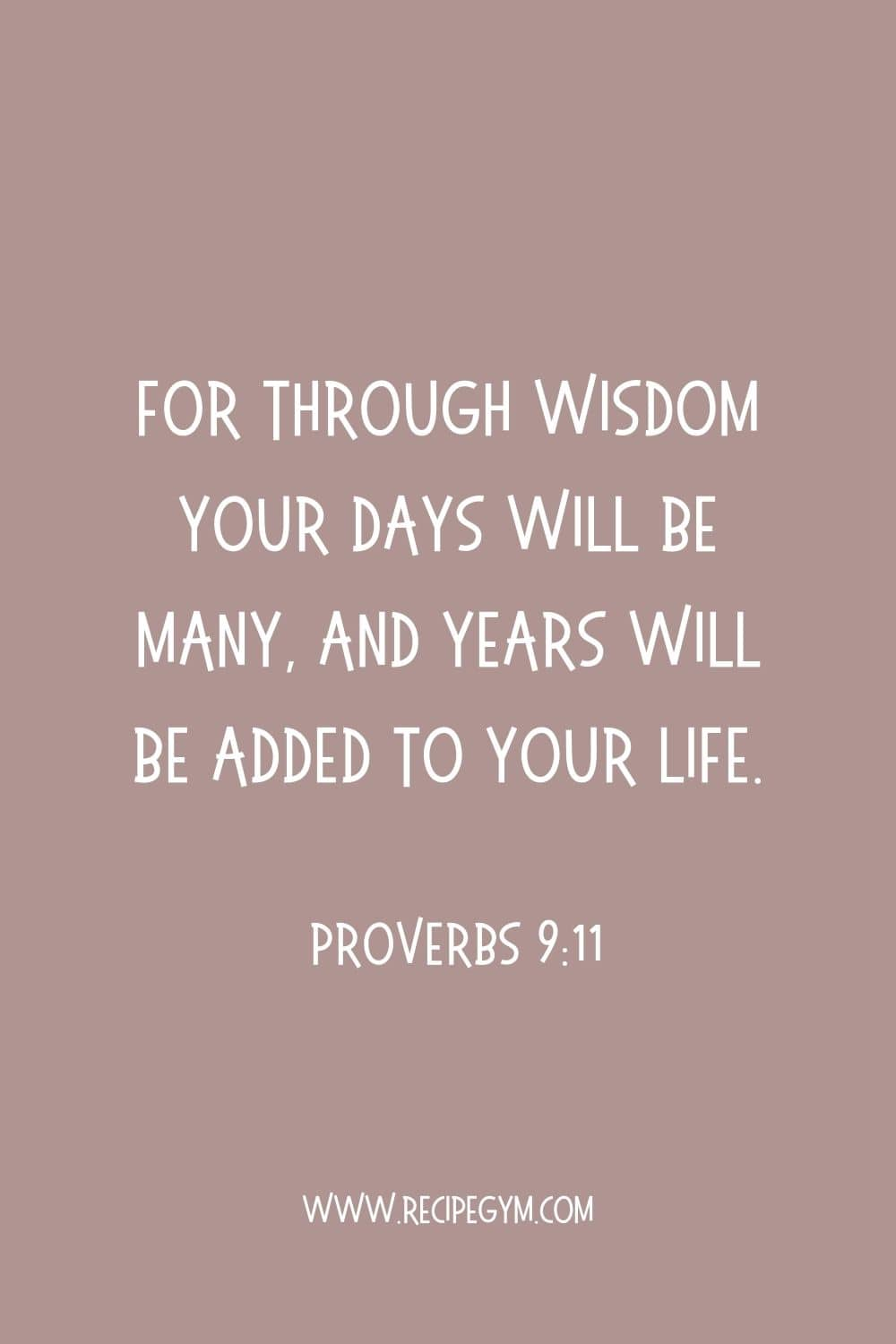 20 powerful bible verses about wisdom | faith fitness food