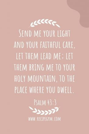 Daily prayers quotes