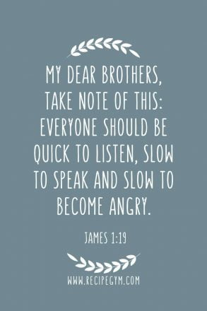 20 bible verses about anger and how to overcome it | faith blog