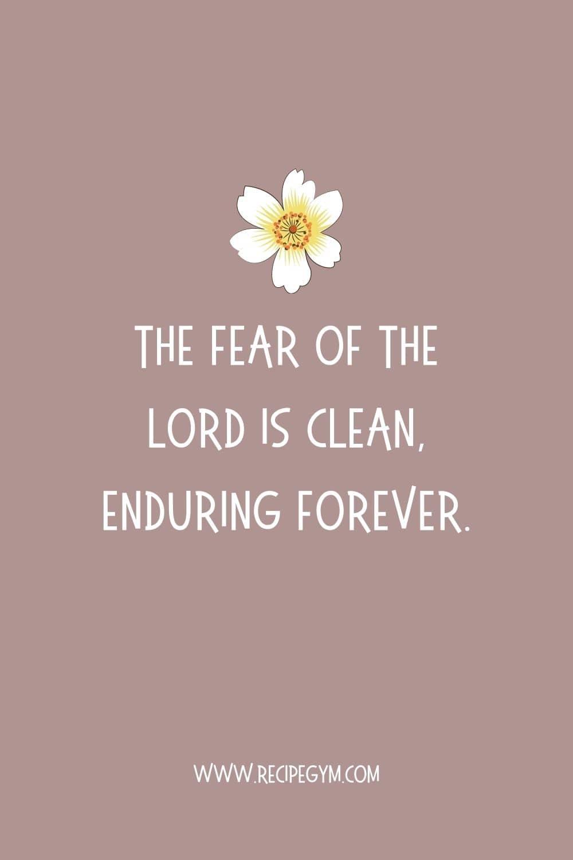 The fear of god, the hidden gem | faith fitness food