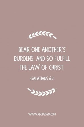 18 bible verses about bearing fruit | faith fitness food