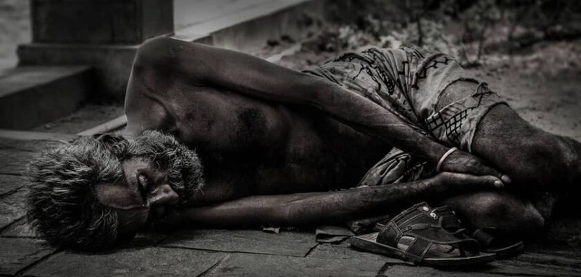 Proverbs 21:13 - if a man shuts his ears to the cry of the poor   faith blog
